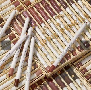 Colourpop the lil' box of lippie pencils