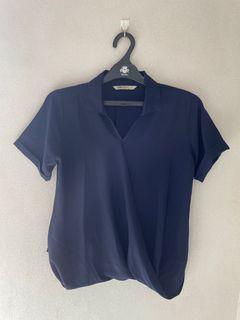 donker blouse
