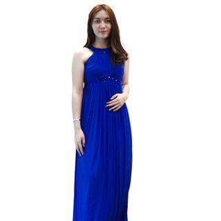 Dress Biru Envy Collection Party DR8562BR
