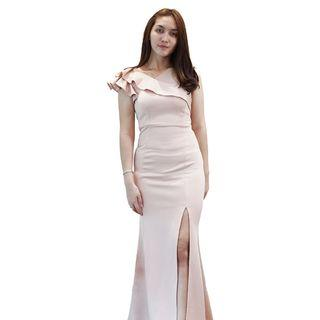 Dress Cream Envy Collection Party DR16023CR