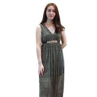 Dress Hitam Envy Collection Party DR2506HT