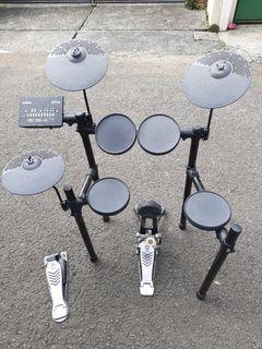 Drum electric yamaha dtx 432