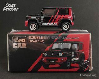 ERA CAR - 1:64 Suzuki Jimny Sierra ADVAN Livery