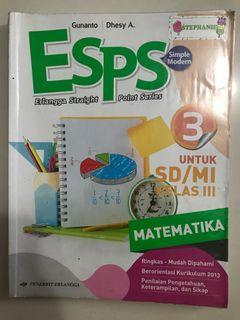 ESPS kelas 3 lengkap 5 pelajaran