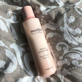 Etude House moistfull collagen emulsion