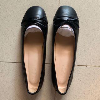 Flat shoes Sappun Originals Malette Two Tone Ribbon Flats