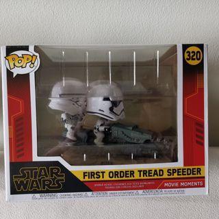 Funko First Order Tread Speeder