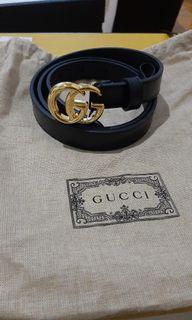 Gucci Ladies Belt (Preloved)