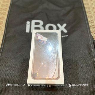 Iphone xr 64gb ibox bnib new