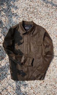 Jacket lisbon market synthetic leather original