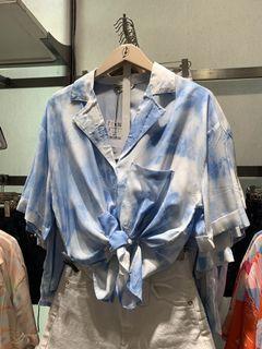 Jastip H&M  Atasan Wanita (cotton shirt)