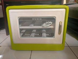 Jual oven panggang baru 1x pakai, masih kaya baru