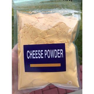 Kerry Cheese Powder varian Kuning (repack 100 gram)