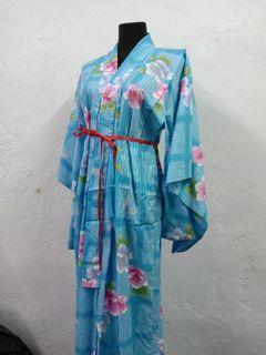 Light Blue Kimono Yukata