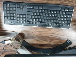 Wireless keyboard Logitech KN270