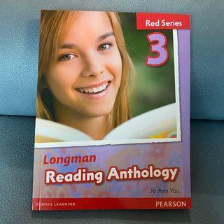 Longman Reading Anthology (Red Series) 3