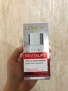 L'oreal Revitalift Crystal Micro Essence