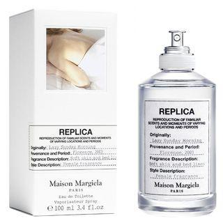 Maison Margiela Replica Lazy Sunday Morning EDT (Tester) 懶惰的周日清晨中性淡香水 (簡裝) 100ml