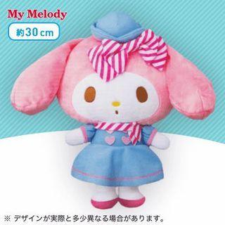 空姐Melody