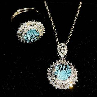 Necklace ring set