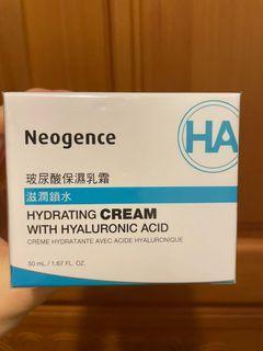 Neogence 玻尿酸保濕乳霜 50ml