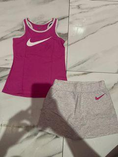 Nike set 3-4y