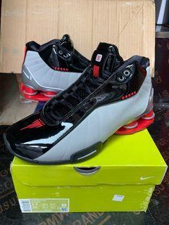 Nike SHOX BB4 Vince Carter basketball nba la Lakers Clippers Jordan kobe