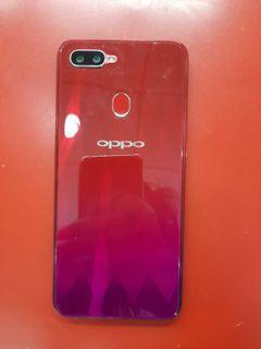 OPPO F9 64GB red