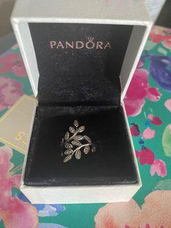Pandora leaf ring- $40