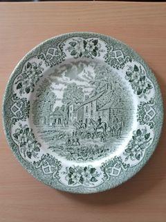 Plate - Vintage