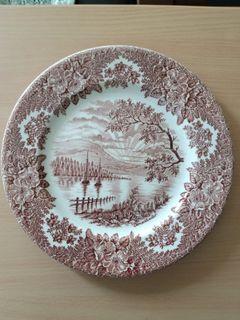 Plate - Vintage Design