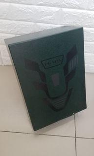 prada盒 Prada Gift Paper Box