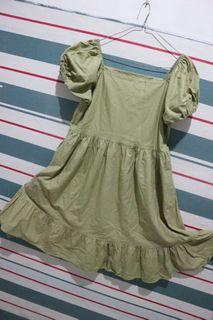 Premium albertine ballon dress by jessicollection