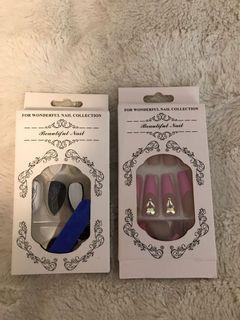 press on nails bundle