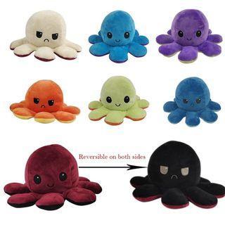 (PO)Reversible octopus
