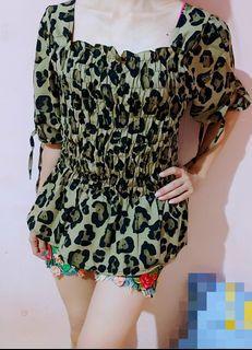 Sabrina leopard