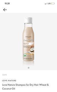 Shampoo Coconut Oriflame