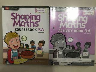 Shaping Maths 3A