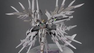 Supernova /Model Heart Wing Zero Gundam Snow White Prelude Ver. 1/100