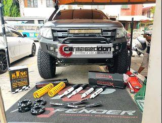 Suspension Lift  King Springs Coils 2INCH LIFT PROMO