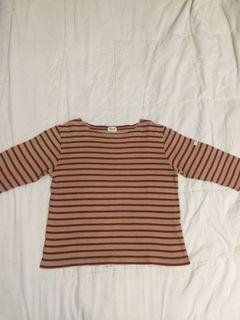 Terracotta Shirt Lengan Panjang