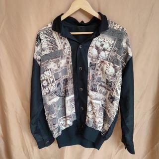 Thrift Impor - Jaket Bomber/Outer Vintage Oversize