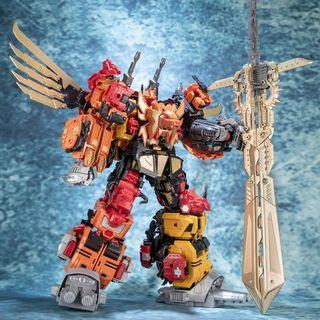Transformers JB Predaking (oversized and only 2 in stock)
