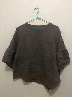 [Trift] Korean Blouse Top