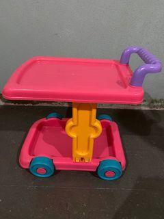 Trolley Push Cart Toy- Item0755