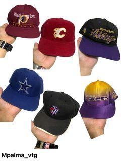 Vintage cap starts at 999