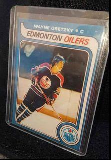 Wayne Gretzky Rookie **REPRINT** Card