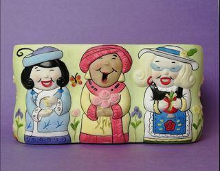 Whimsical Tea Light Candle Holder