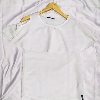 Whiten blouse