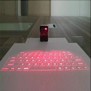 💥Wireless Laser Projection Bluetooth Virtual Keyboard for Iphone, Ipad, Smartphone and Tablets  💥